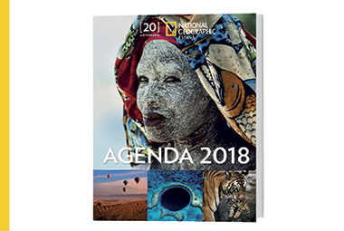 Agenda National Geographic 2018