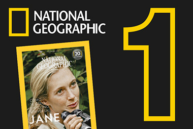 La revista National Geographic España, líder de audiencia