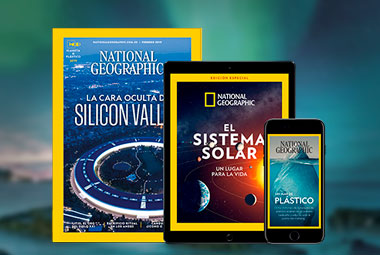 La revista National Geographic estrena su nueva app